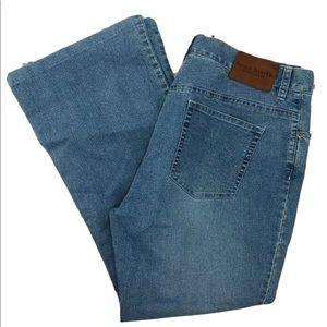 Ralph Lauren Woman's Boot Cut Stretch Jeans  34x28